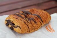 """Un """"chocolate croissant"""""""