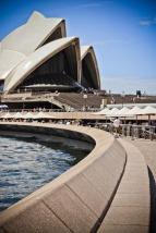 On serait pas à Sydney?