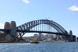 Le fameux Harbour Bridge