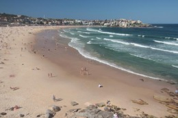 Bondi! La plage la plus célèbre