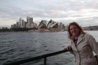 Cécile est en Australie !