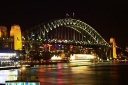 Harbour bridge I