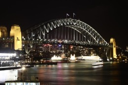 Harbour bridge II