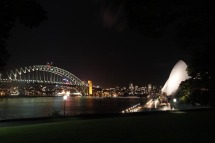 Harbour bridge et Opera