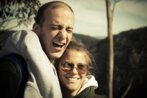 Oscar et Giorgia