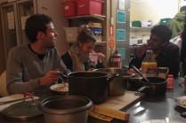 Repas de famille au Billabong