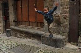 Jump à Dinan