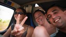 Delphine, Marine et moi!