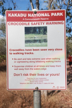 Be crocwise
