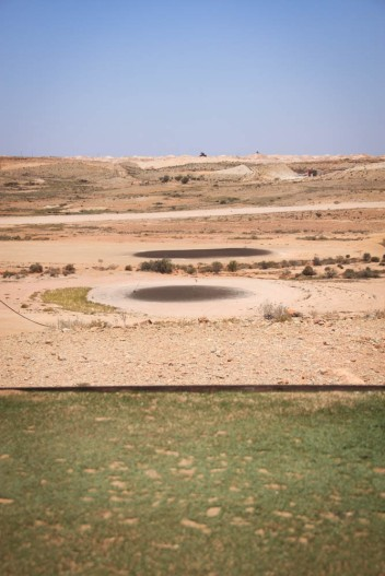 Driest golf in the world! / Golf le plus sec du monde
